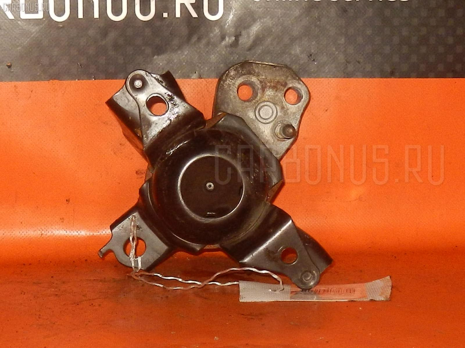Подушка двигателя TOYOTA SUCCEED NCP58G 1NZ-FE. Фото 2
