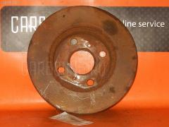 Тормозной диск Toyota Starlet EP95 4E-FE Фото 2