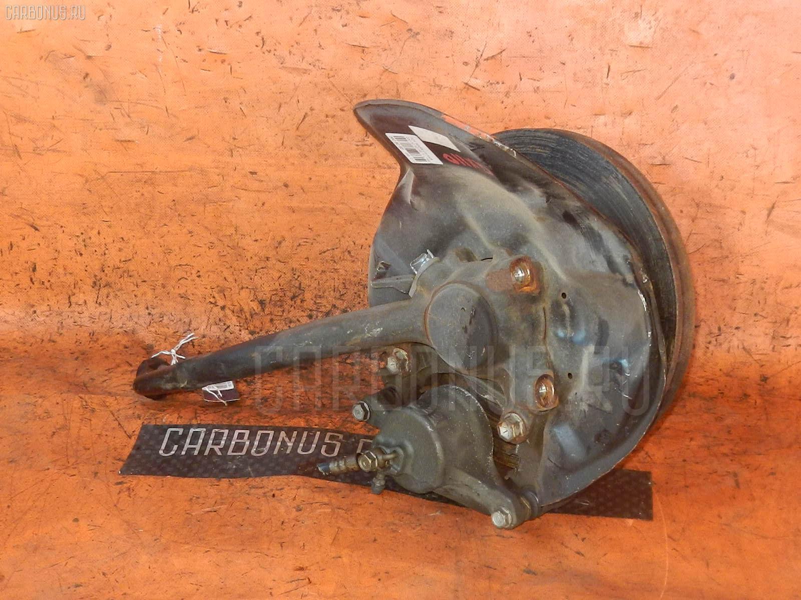 Ступица TOYOTA MARK II GX110 1G-FE. Фото 3