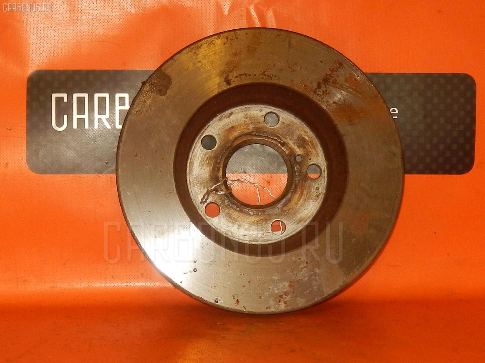 Тормозной диск TOYOTA CROWN JZS151 1JZ-GE. Фото 4