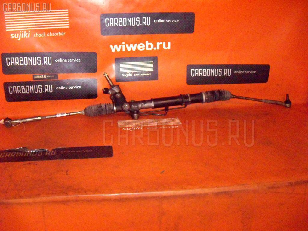 Рулевая рейка SUBARU LEGACY WAGON BP5 EJ20. Фото 2