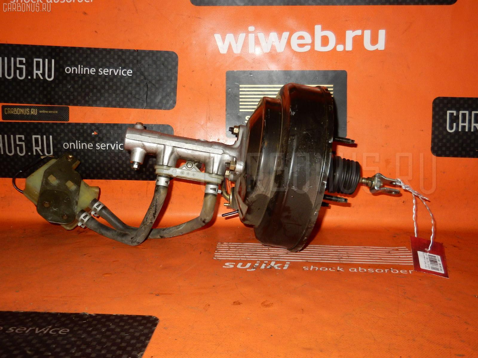 Главный тормозной цилиндр TOYOTA GAIA SXM15G 3S-FE. Фото 9