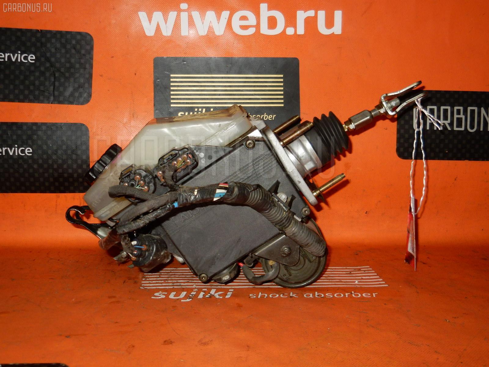 Главный тормозной цилиндр TOYOTA PROGRES JCG11 2JZ-FSE. Фото 5