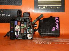Блок предохранителей Toyota Ractis NCP100 1NZ-FE Фото 1