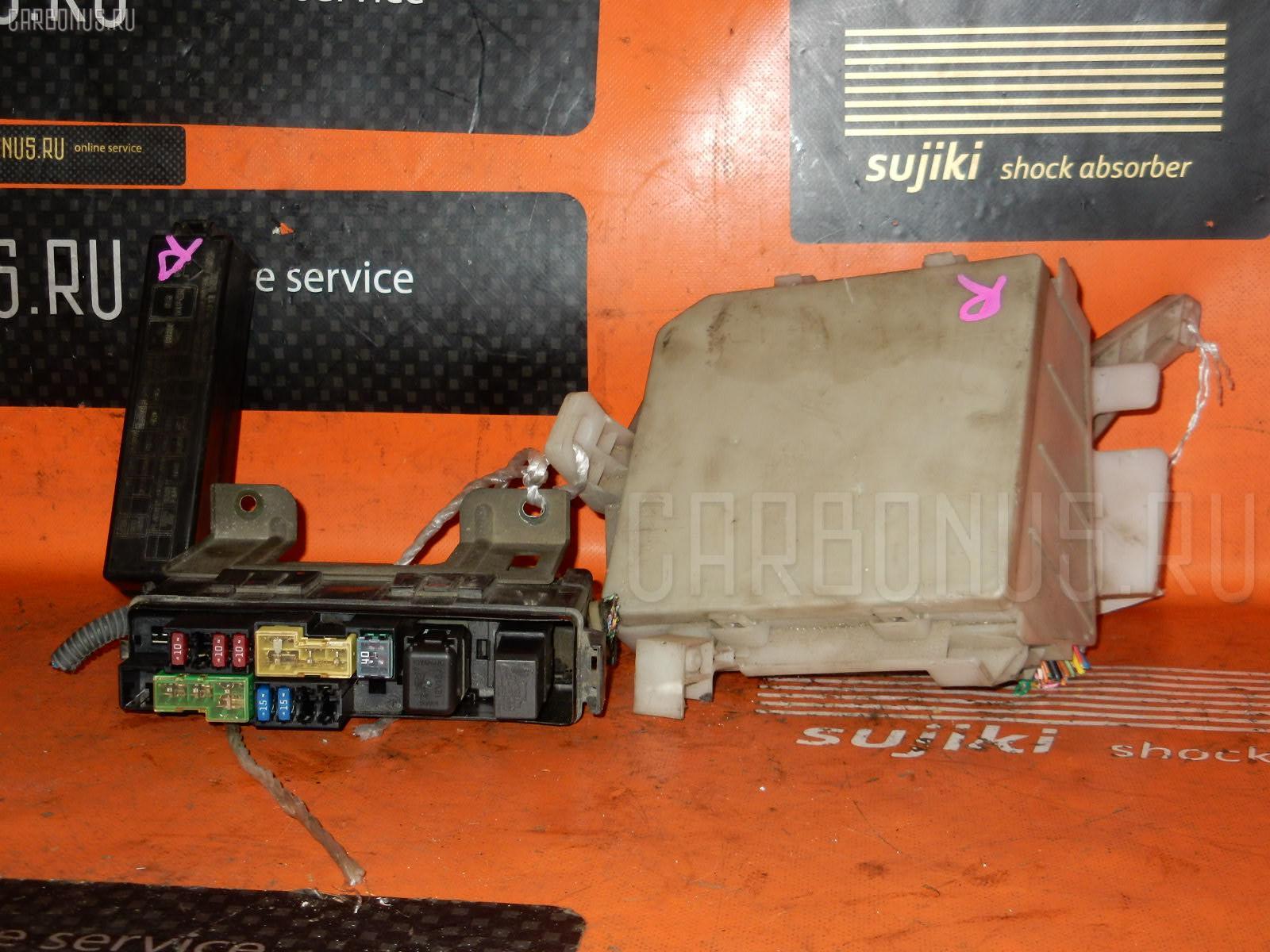 Блок предохранителей NISSAN CUBE BZ11 CR14DE. Фото 4
