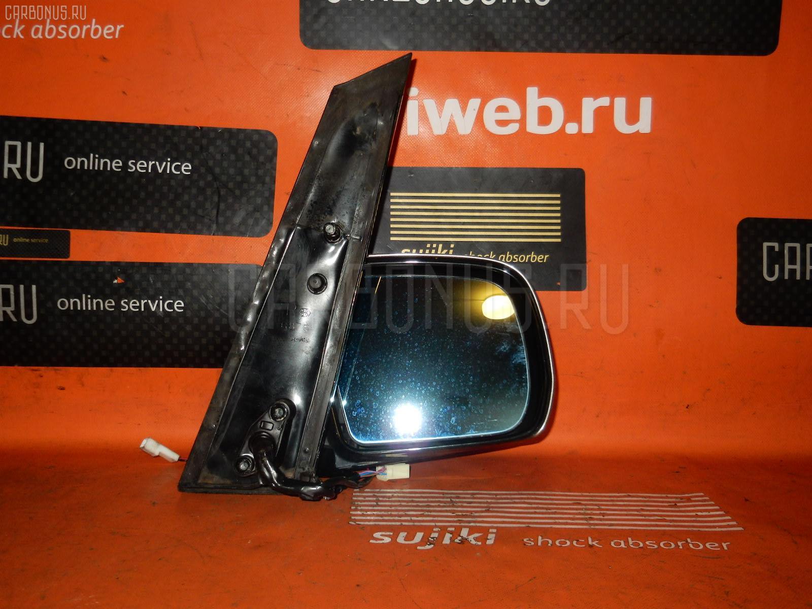 Зеркало двери боковой TOYOTA ESTIMA ACR30W. Фото 11