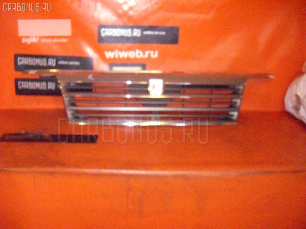 Решетка радиатора NISSAN ELGRAND APE50. Фото 3