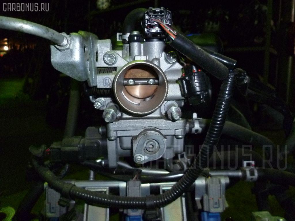 Двигатель SUZUKI KEI HN22S K6A. Фото 3