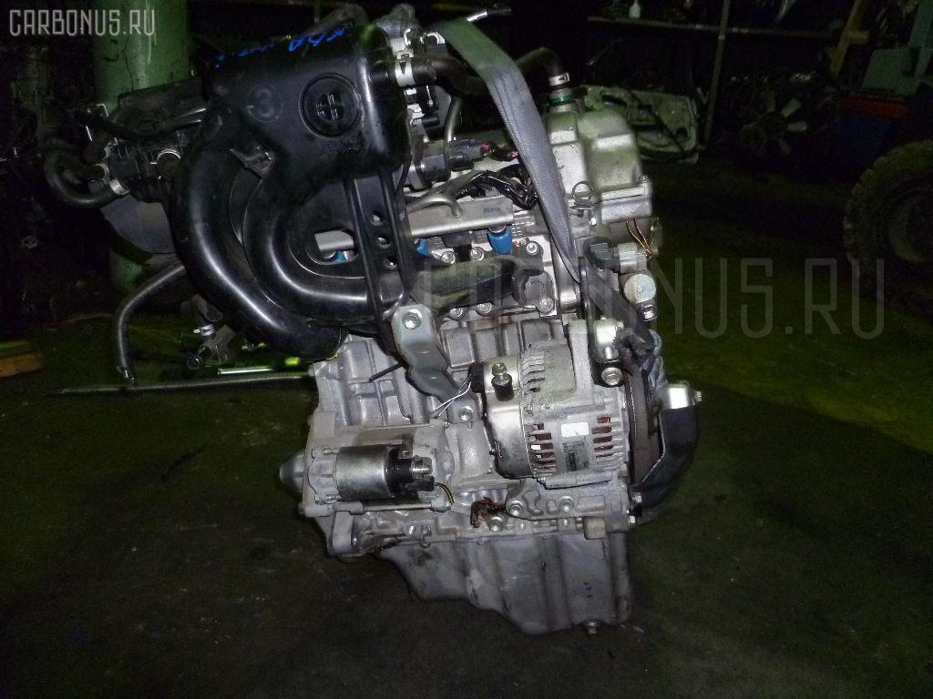 Двигатель SUZUKI KEI HN22S K6A. Фото 8