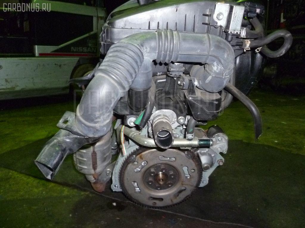 Двигатель SUZUKI KEI HN22S K6A. Фото 11