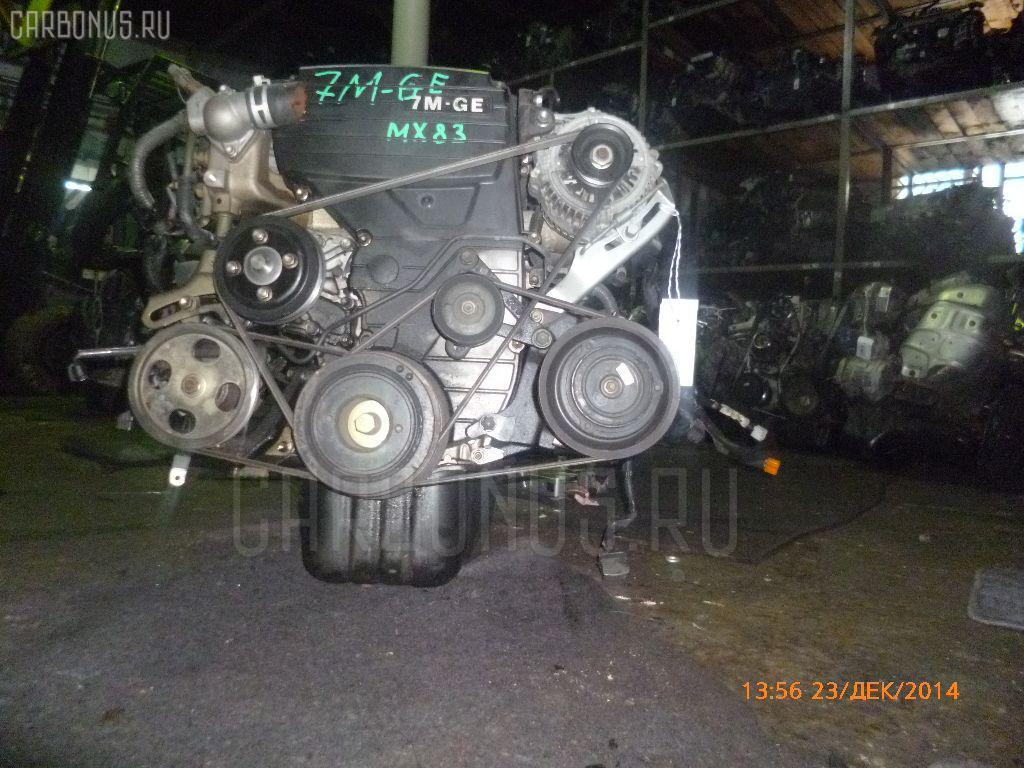 Двигатель TOYOTA CHASER MX83 7M-GE Фото 9