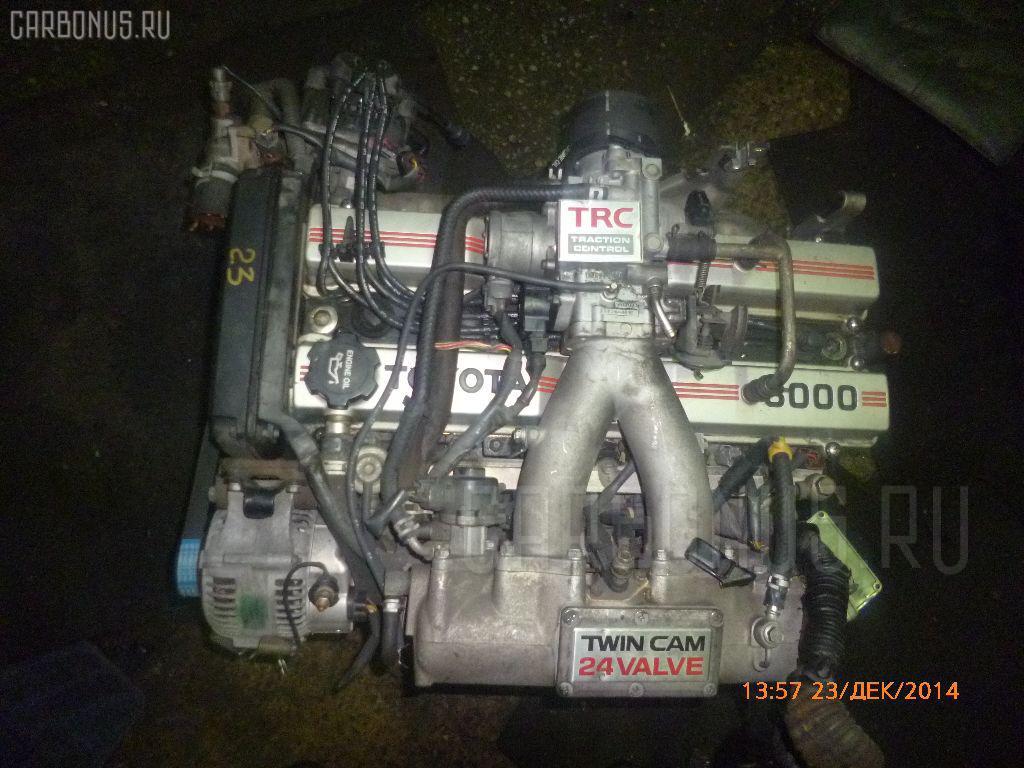 Двигатель TOYOTA CHASER MX83 7M-GE Фото 12