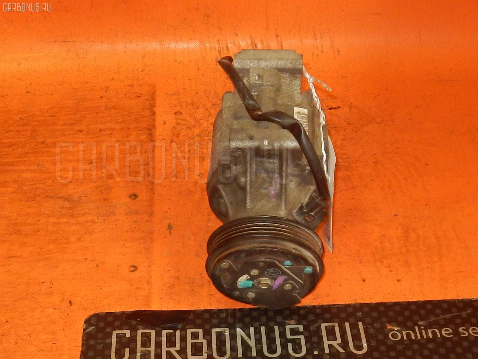 Компрессор кондиционера MAZDA RX-8 SE3P 13B-MSP. Фото 6