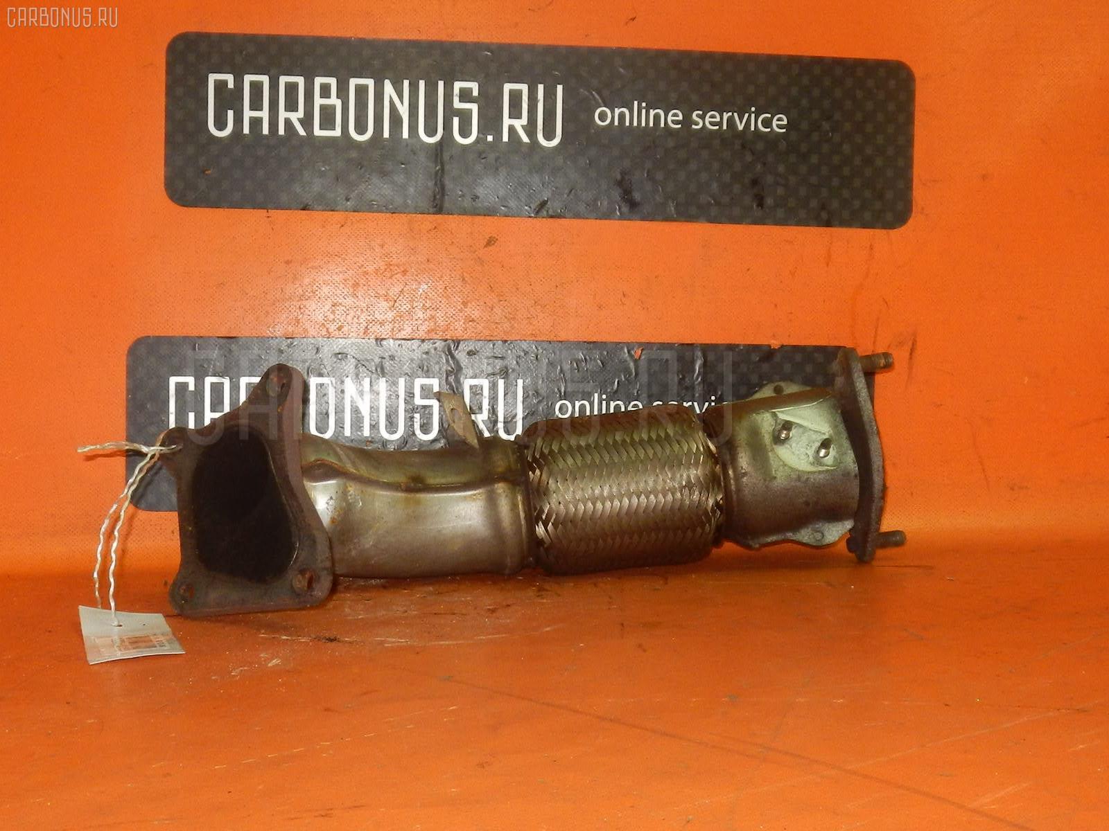 Глушитель Subaru Legacy wagon BG5 EJ20-TT Фото 1