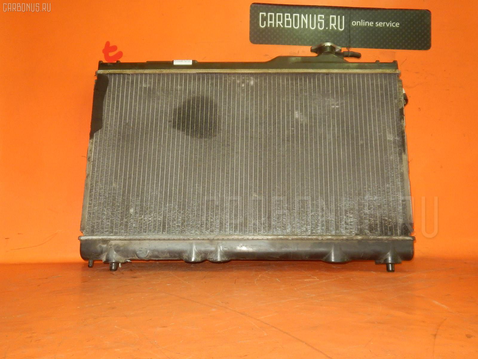 Радиатор ДВС TOYOTA CELICA ST202 3S-FE. Фото 1