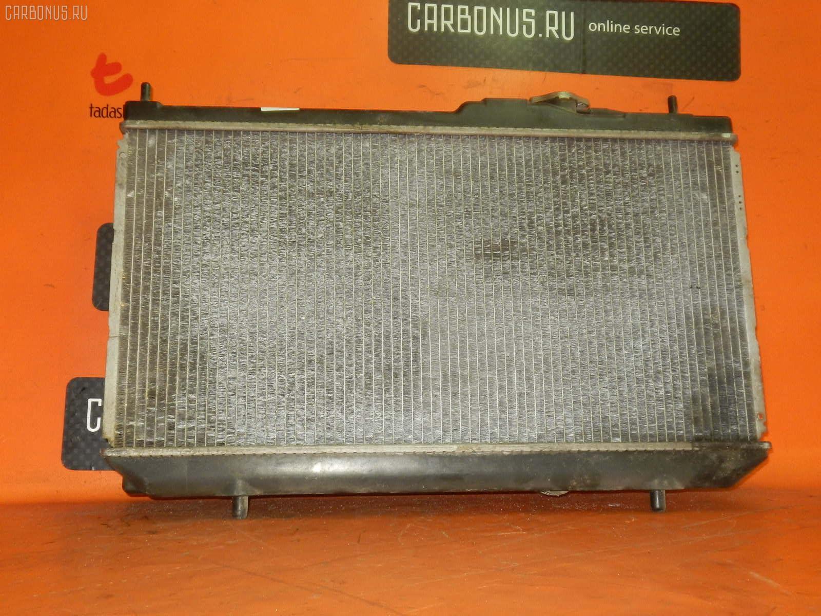 Радиатор ДВС DAIHATSU PYZAR G311G HD-EP. Фото 2