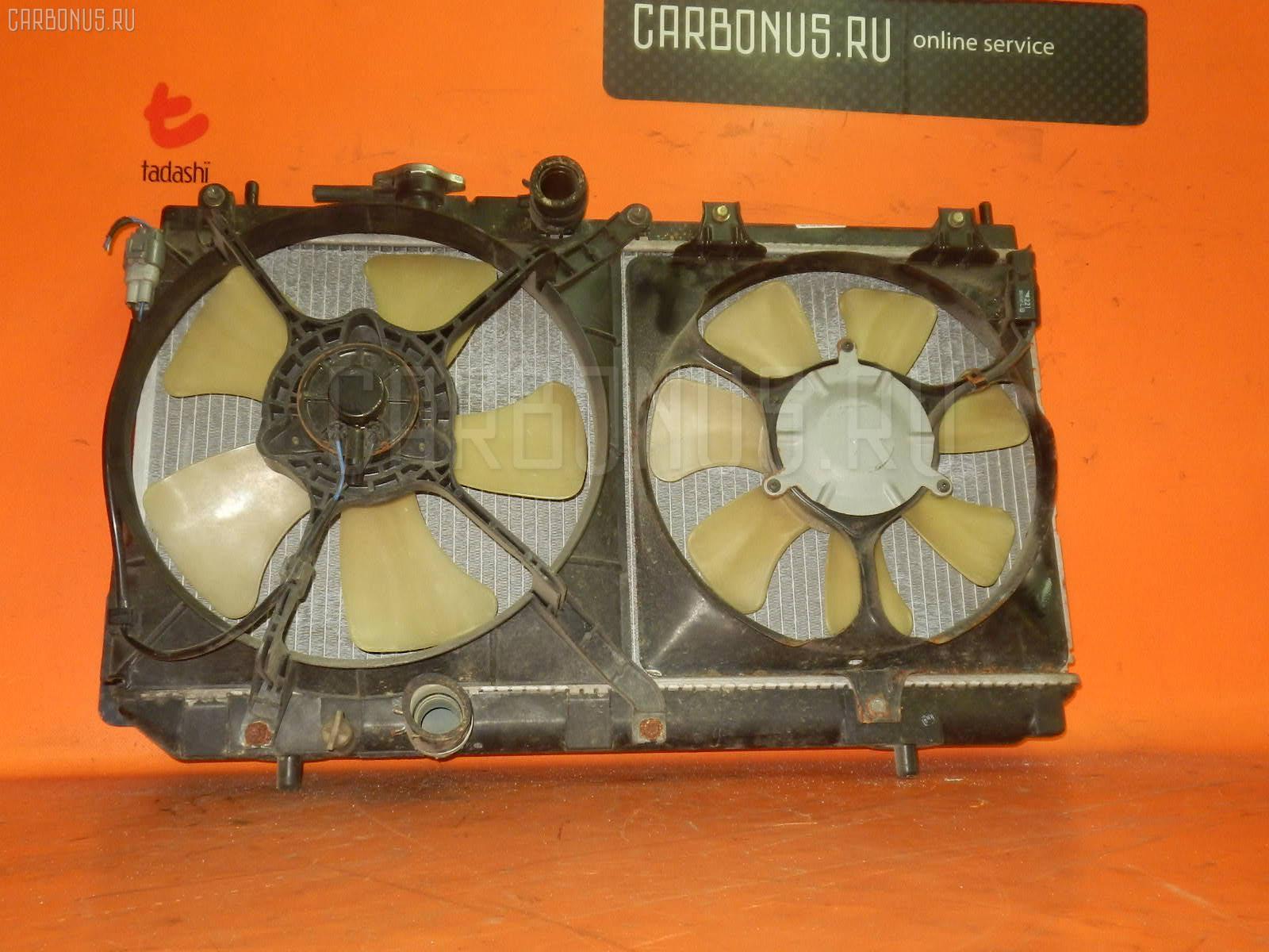 Радиатор ДВС DAIHATSU PYZAR G311G HD-EP. Фото 3