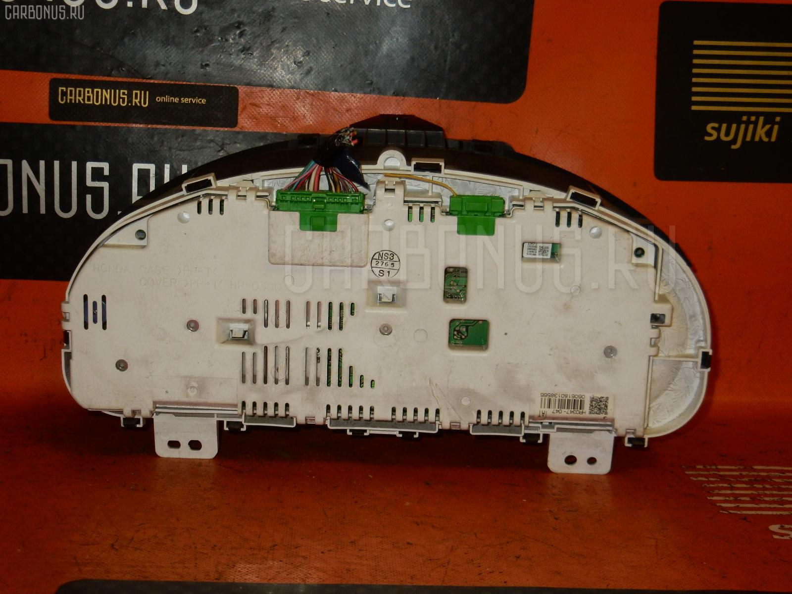 Спидометр HONDA ACCORD CL7 K20A. Фото 2
