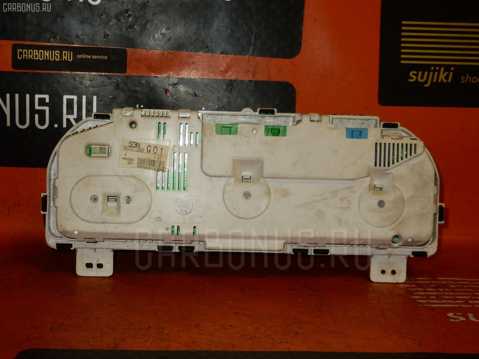 Спидометр HONDA ODYSSEY RA7 F23A. Фото 6
