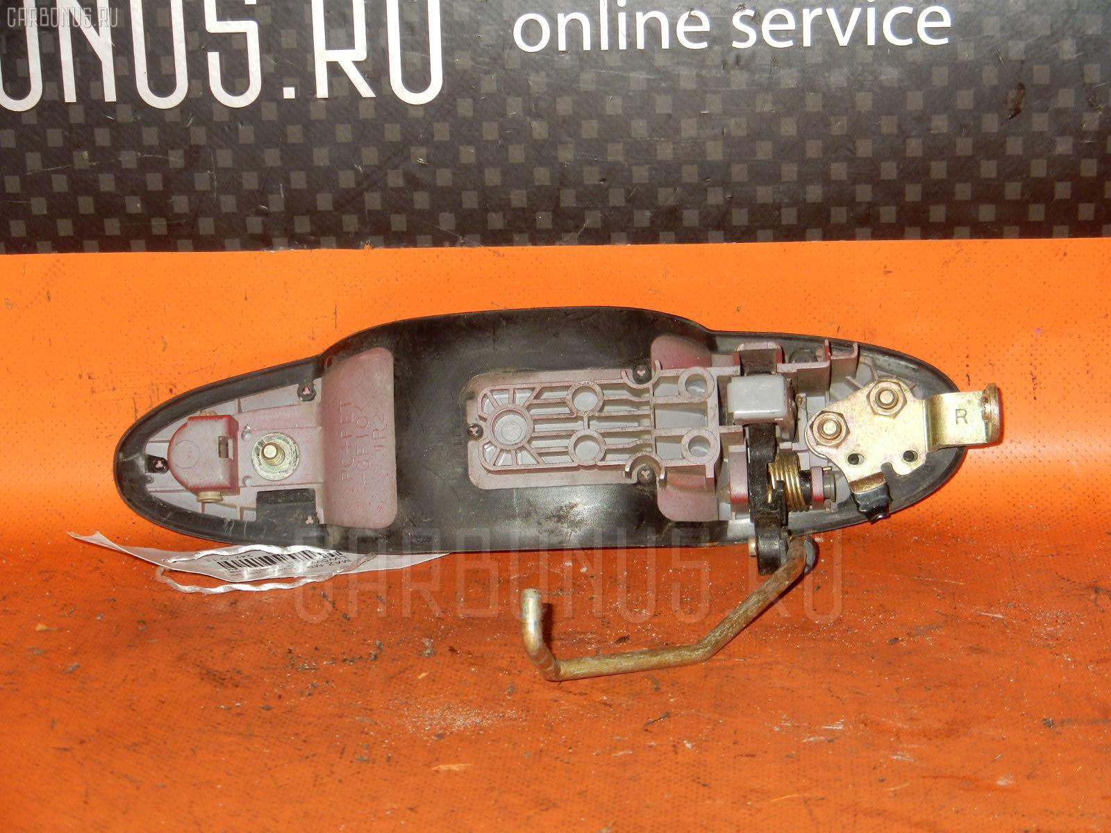 Ручка двери MAZDA MPV LW5W. Фото 5
