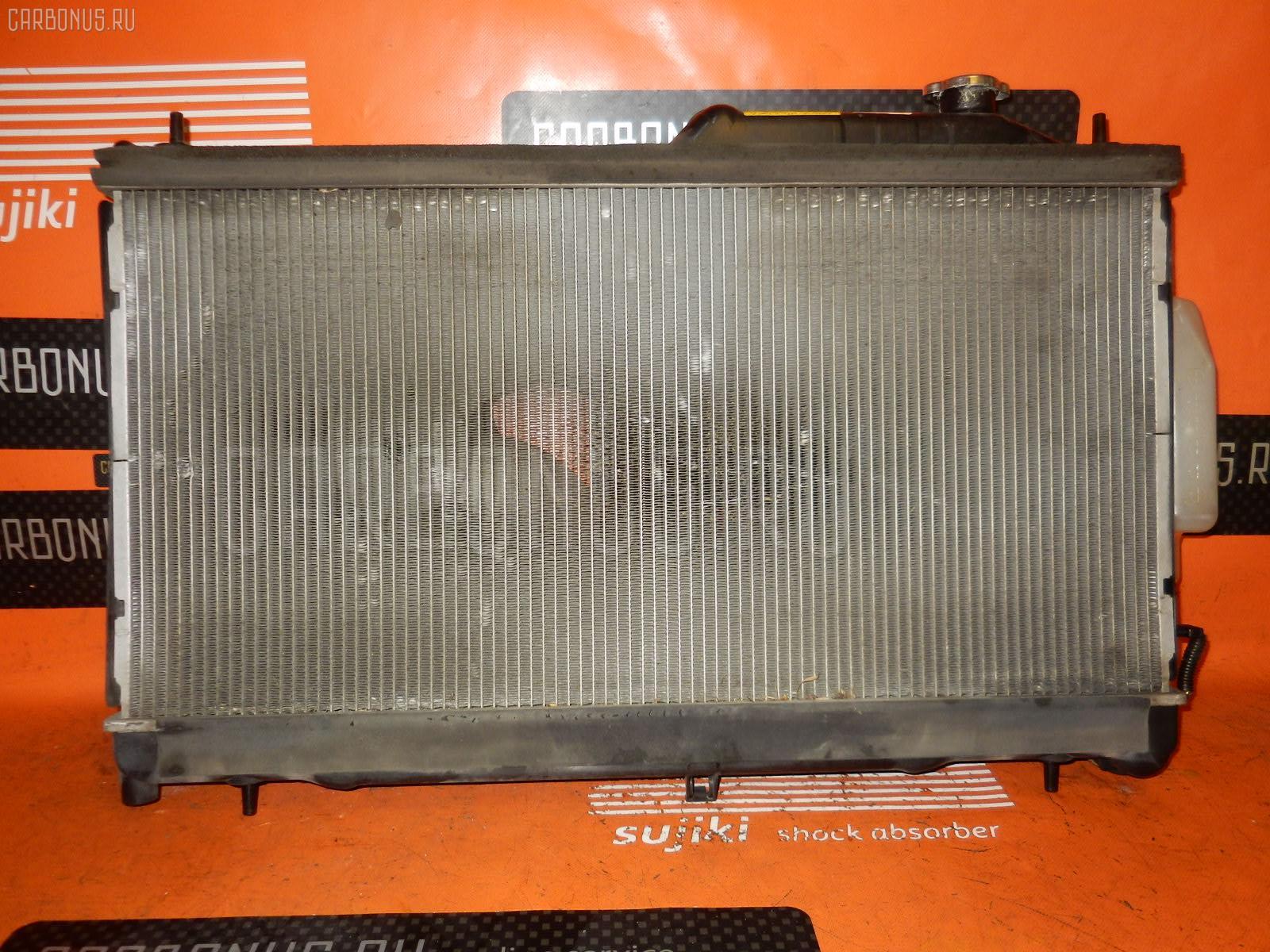 Радиатор ДВС SUBARU LEGACY BL5 EJ20. Фото 1