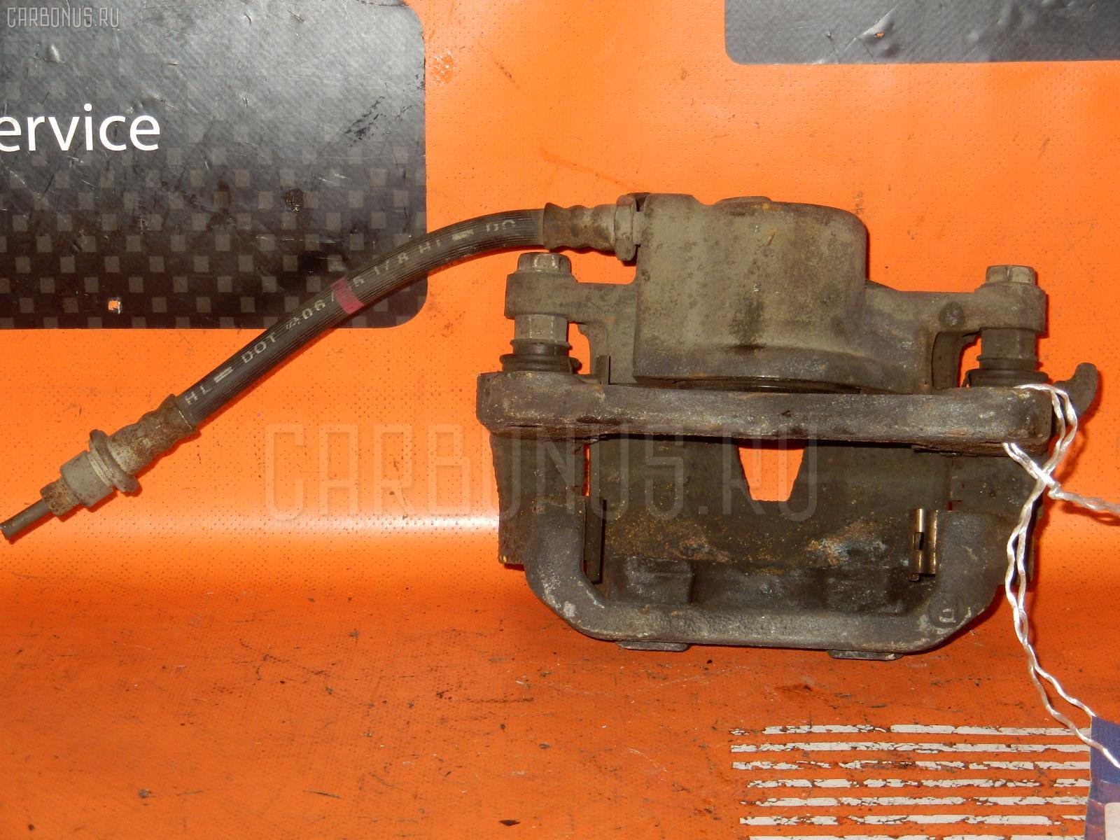 Суппорт TOYOTA ESTIMA MCR40W 1MZ-FE. Фото 2