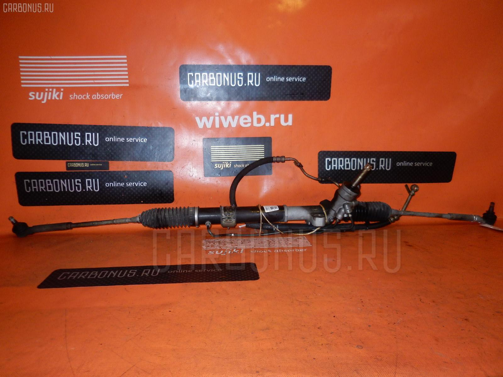 Рулевая рейка SUBARU LEGACY BL5 EJ20. Фото 8