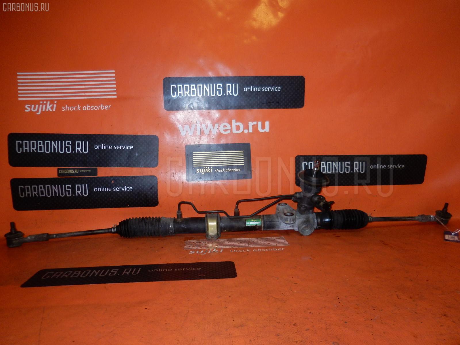 Рулевая рейка MITSUBISHI DION CR6W 4G94. Фото 3