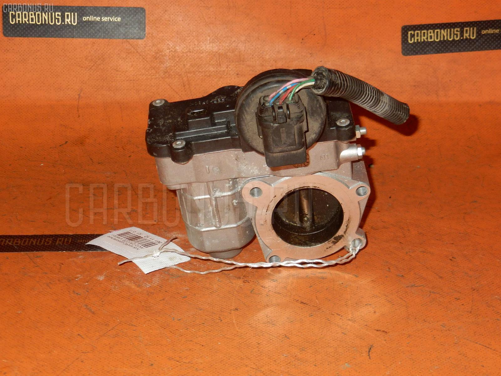 Дроссельная заслонка NISSAN MARCH AK12 CR12DE. Фото 5
