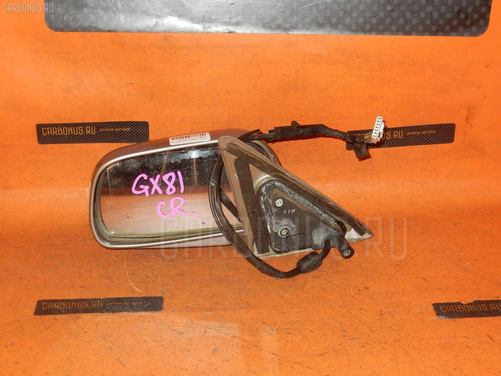 Зеркало двери боковой TOYOTA CRESTA GX81 Фото 3