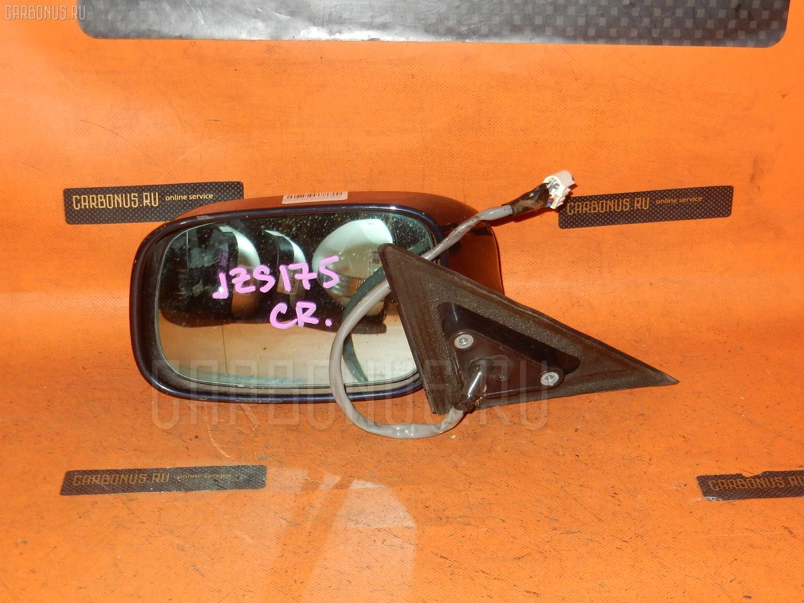 Зеркало двери боковой TOYOTA CROWN JZS175. Фото 8