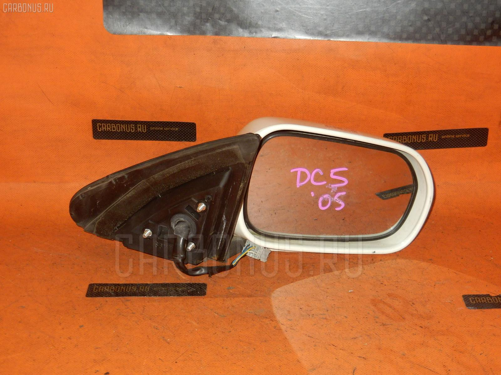 Зеркало двери боковой HONDA INTEGRA DC5. Фото 9