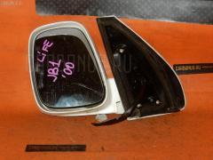 Зеркало двери боковой Honda Life JB1 Фото 3