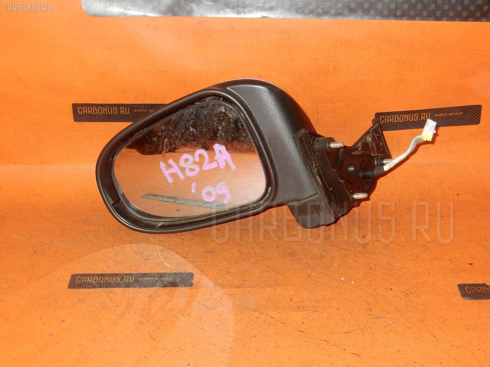 Зеркало двери боковой MITSUBISHI TOPPO H82A Фото 1