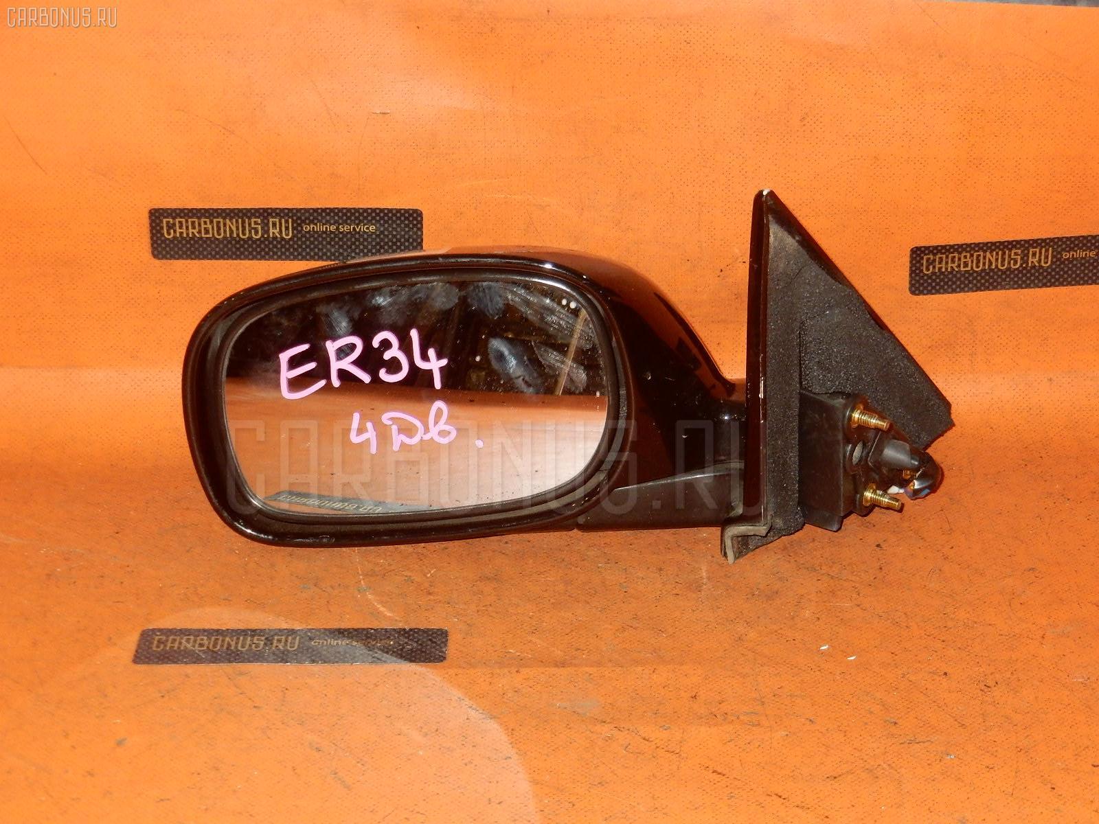Зеркало двери боковой NISSAN SKYLINE ER34 Фото 1