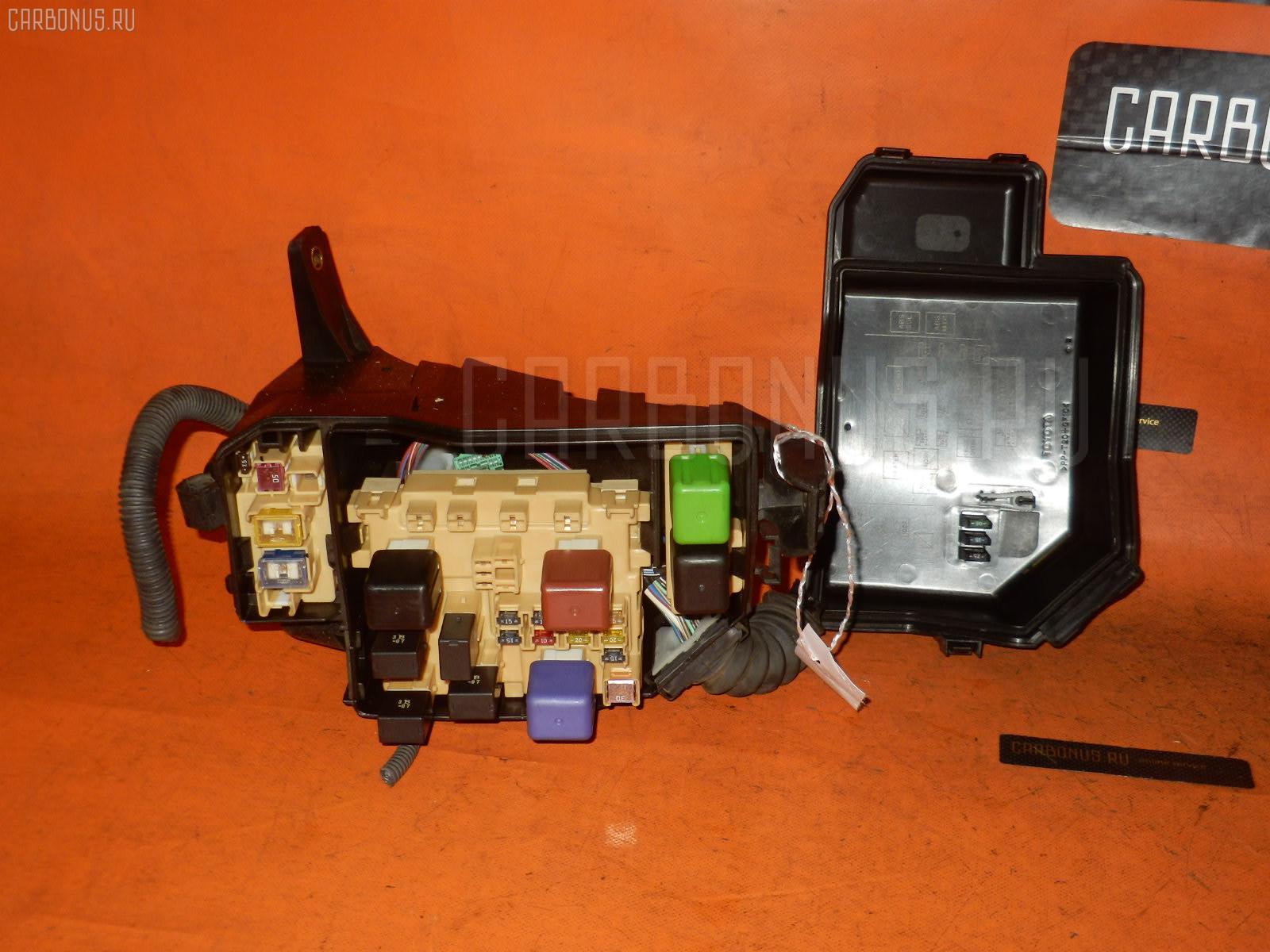 Блок предохранителей TOYOTA MARK II GX100 1G-FE. Фото 10