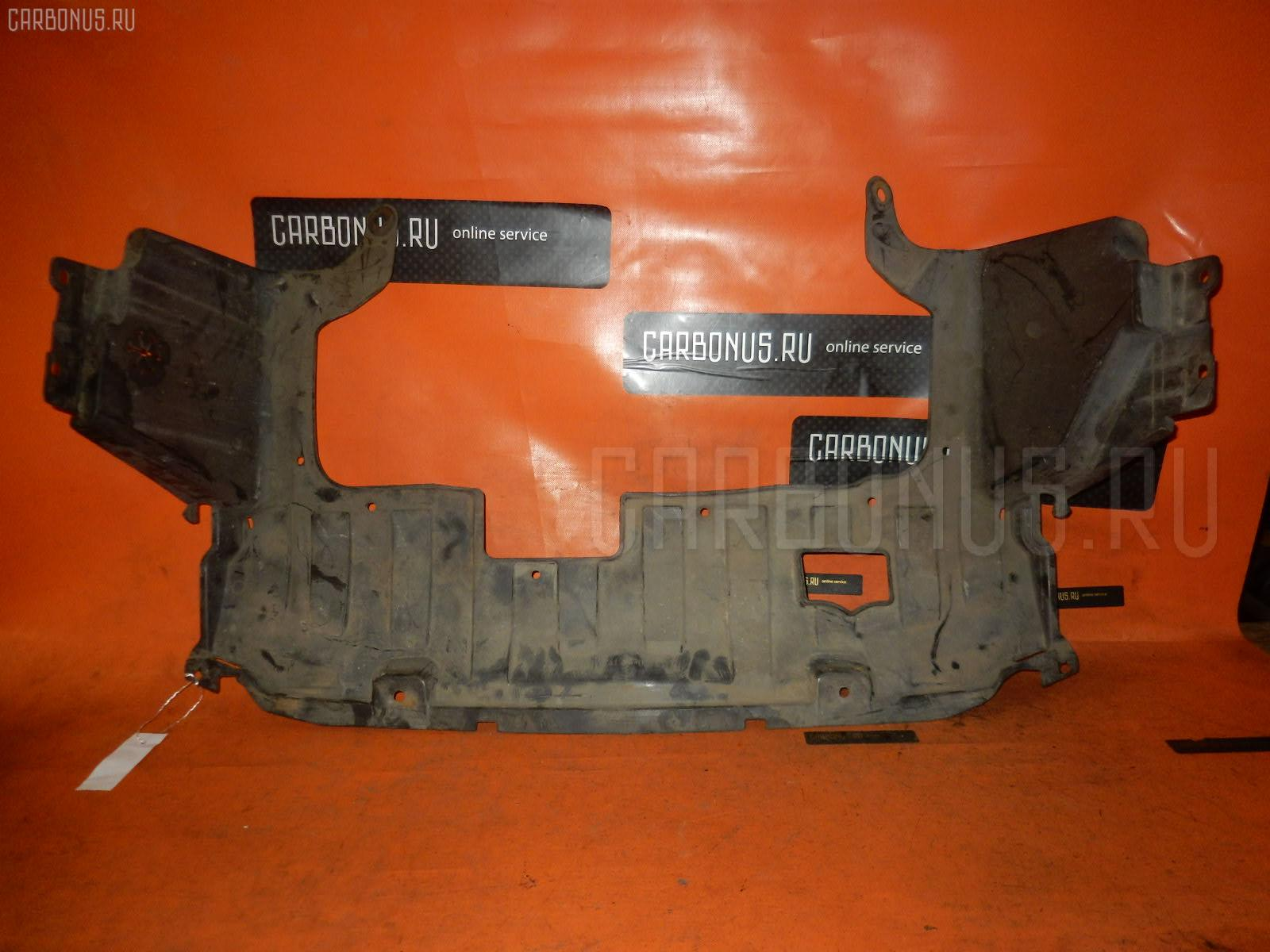 Защита двигателя HONDA FIT GD2 L13A. Фото 7