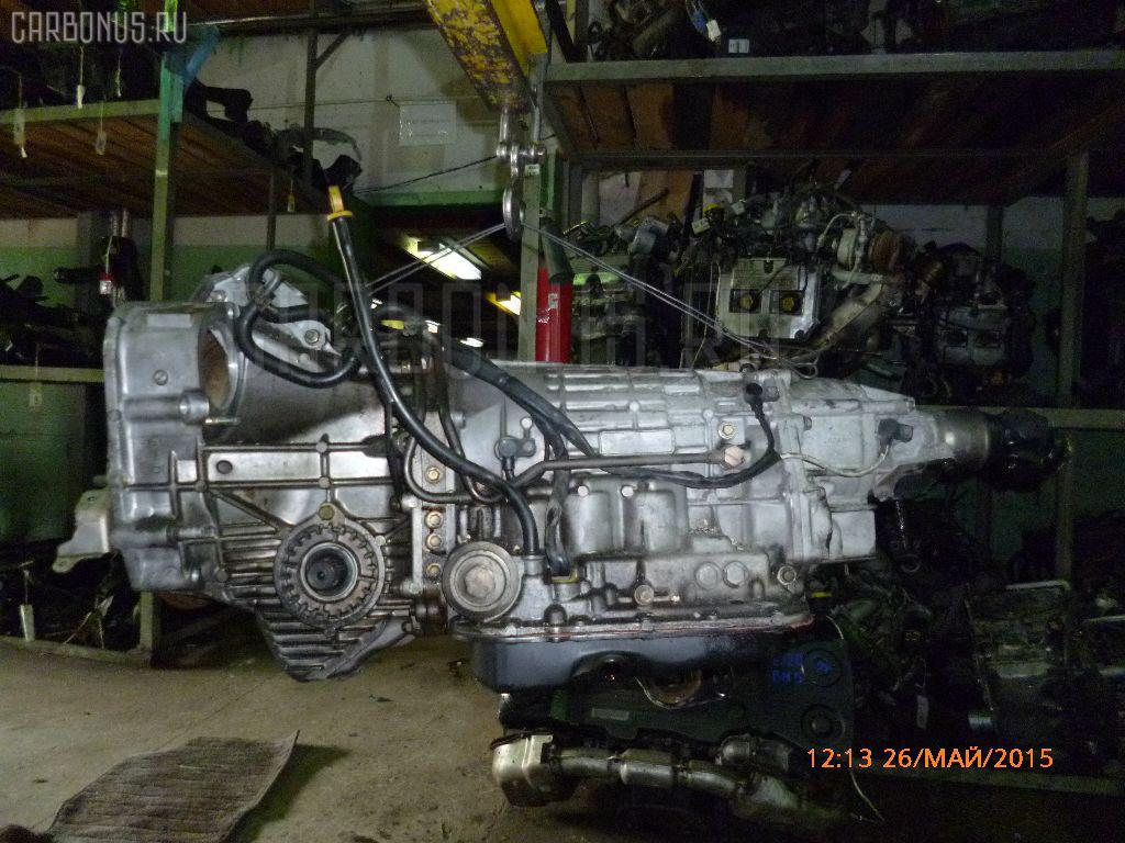 КПП автоматическая SUBARU LEGACY WAGON BH5 EJ206. Фото 8