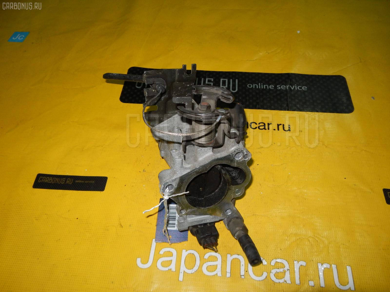 Дроссельная заслонка TOYOTA CHASER JZX100 1JZ-GE. Фото 7