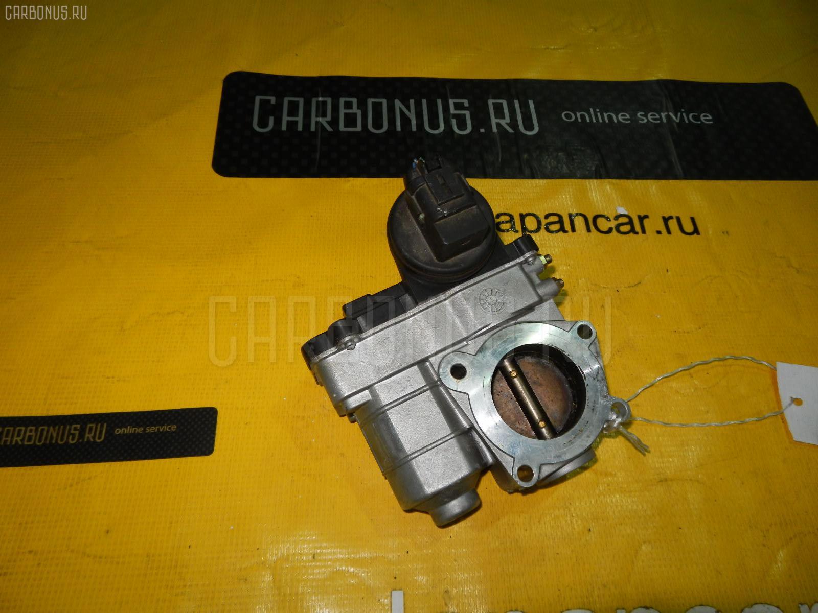 Дроссельная заслонка NISSAN MARCH K12 CR10DE. Фото 1