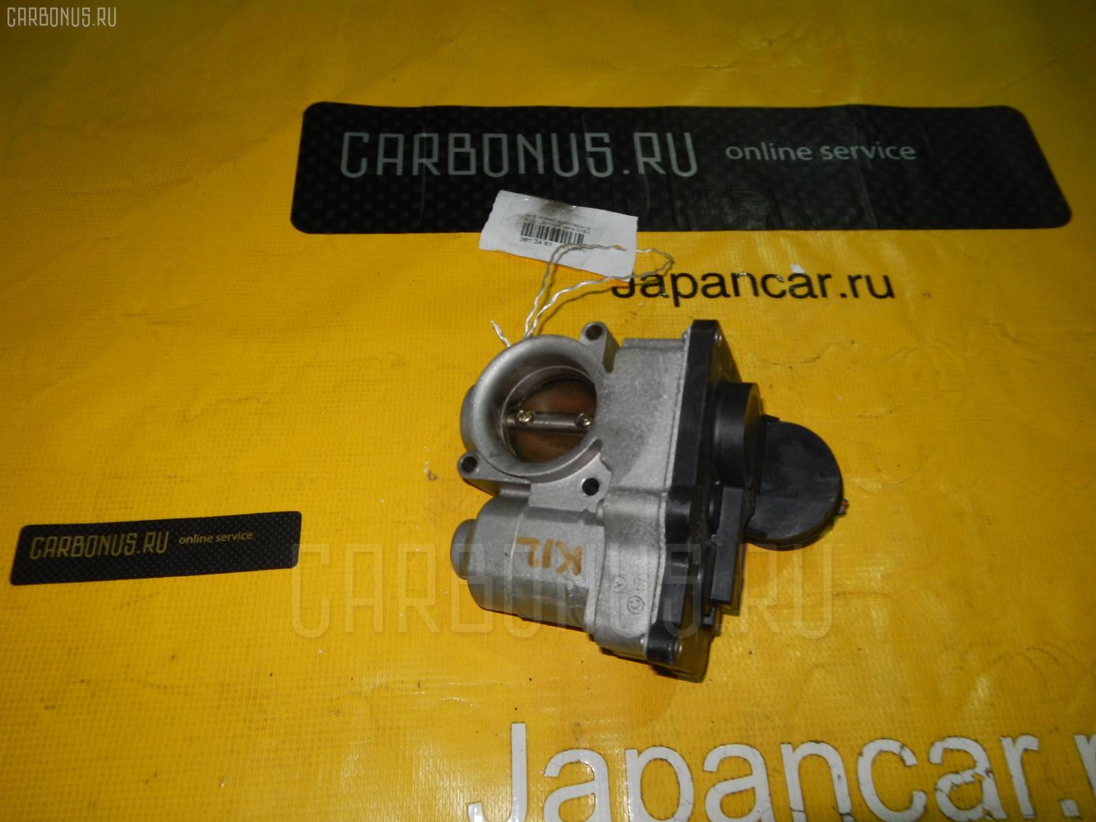 Дроссельная заслонка NISSAN MARCH K12 CR10DE. Фото 2