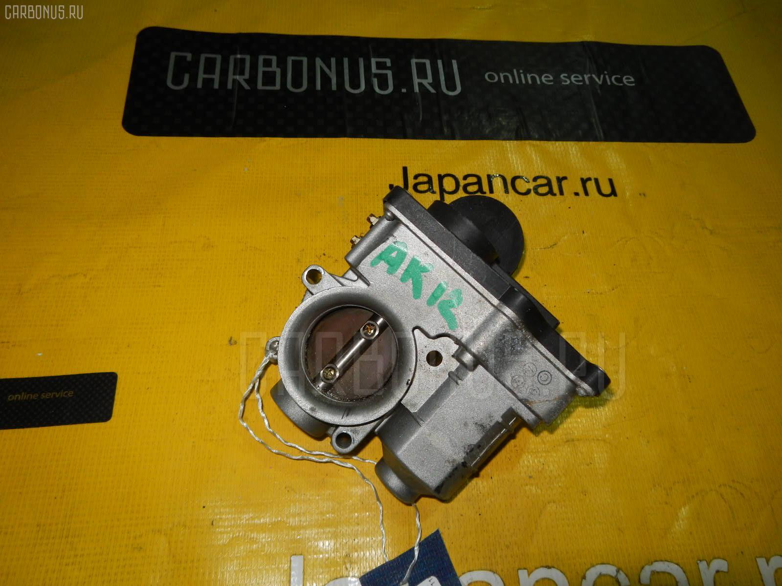 Дроссельная заслонка NISSAN MARCH AK12 CR12DE. Фото 10