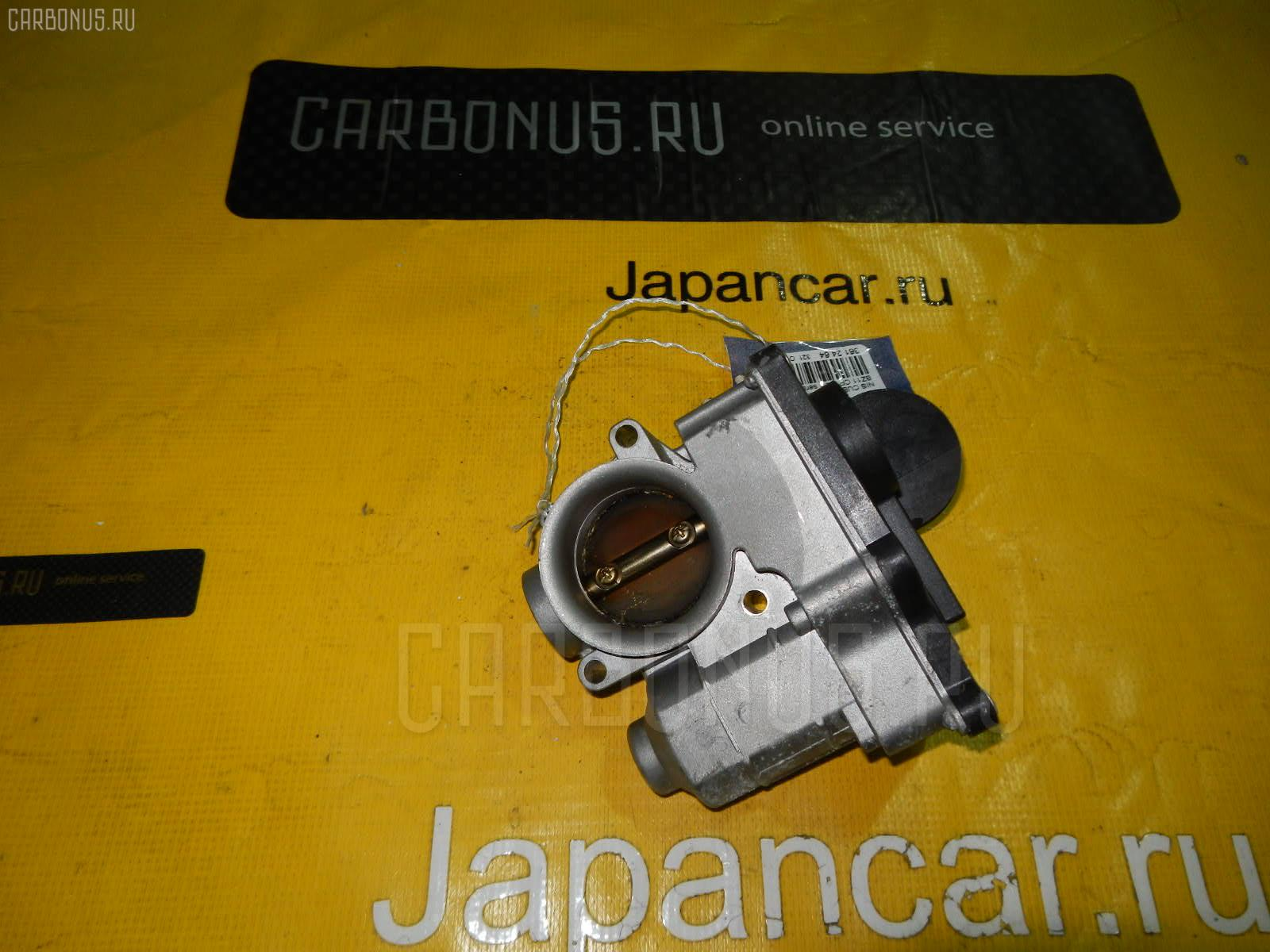 Дроссельная заслонка NISSAN CUBE BZ11 CR14DE. Фото 8