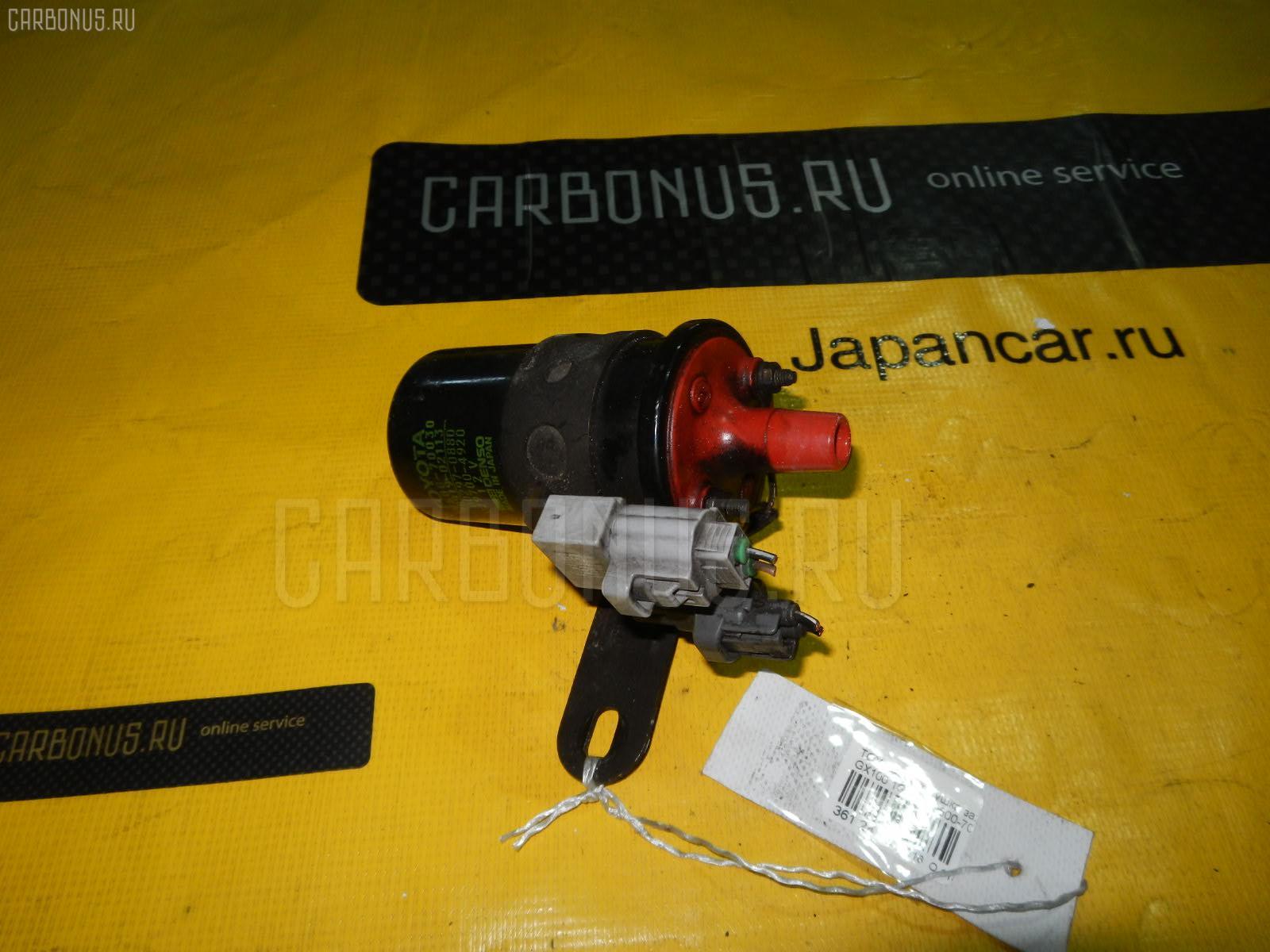 Катушка зажигания TOYOTA MARK II GX100 1G-FE Фото 1