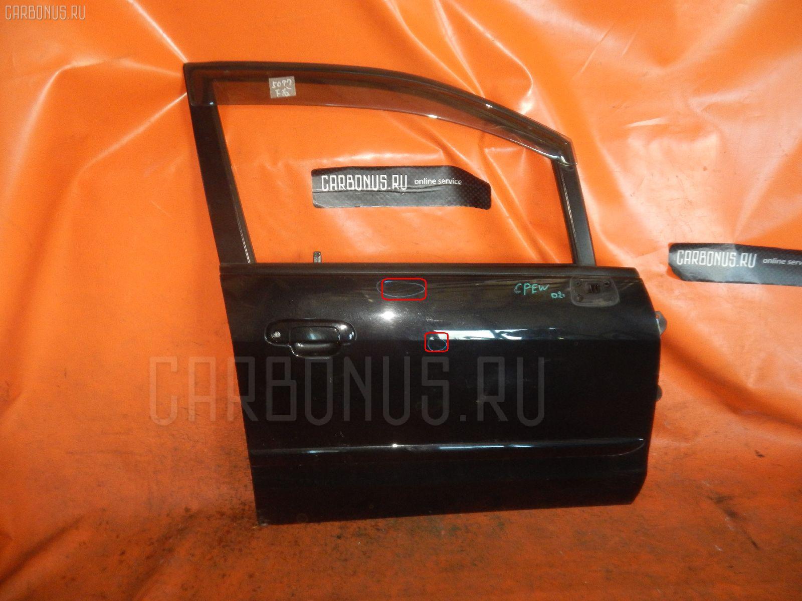 Дверь боковая Mazda Premacy CPEW Фото 1