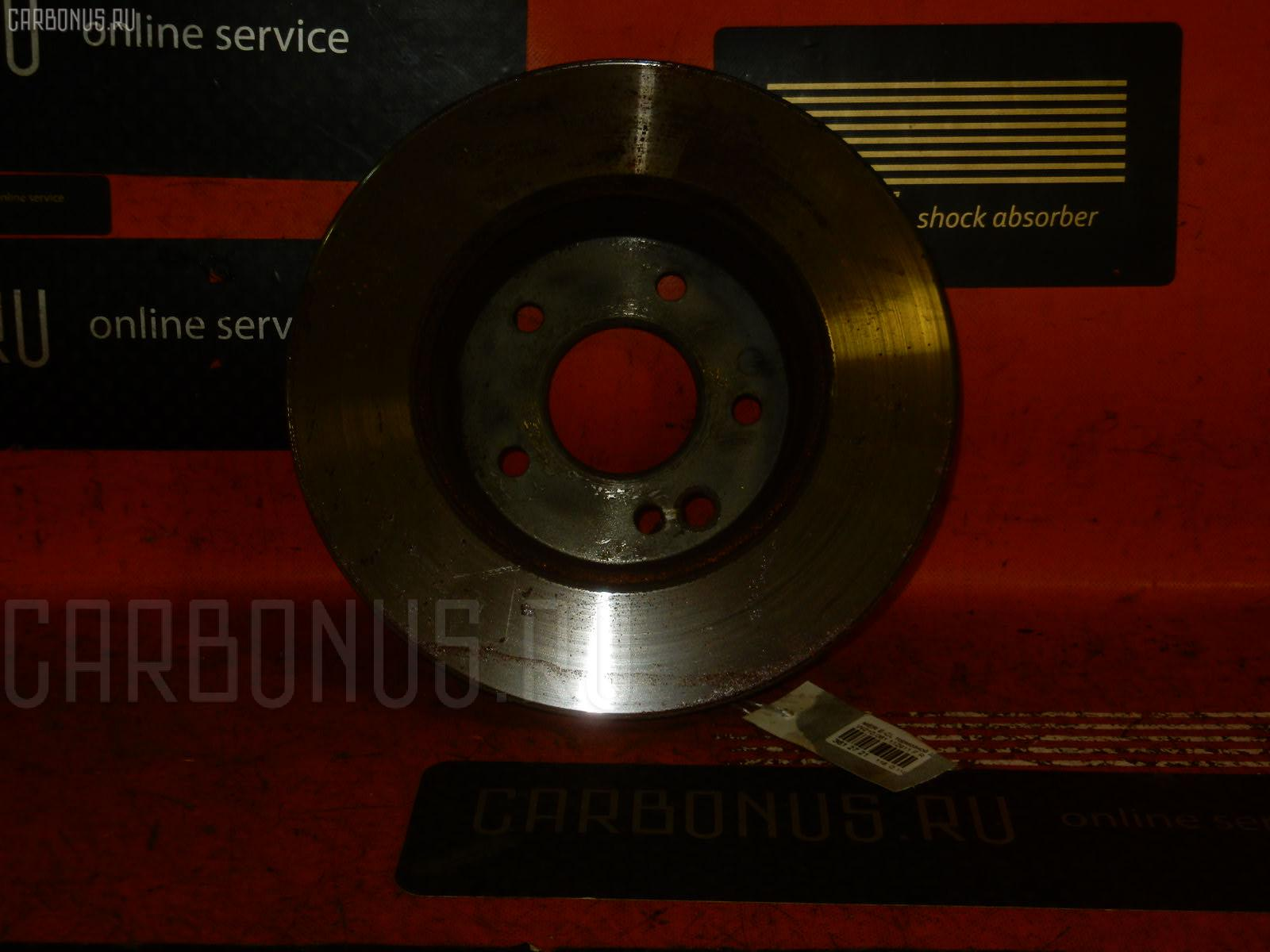 Тормозной диск MERCEDES-BENZ E-CLASS W210.061 112.911 Фото 1