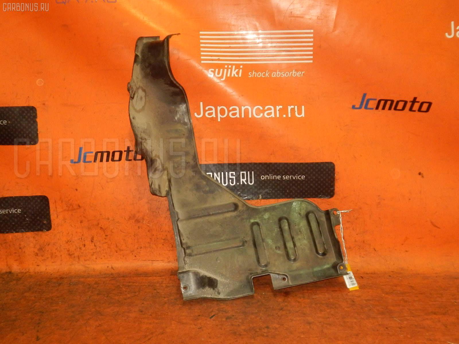 Защита двигателя SUZUKI CULTUS CRESCENT WAGON GC21W G15A Фото 1