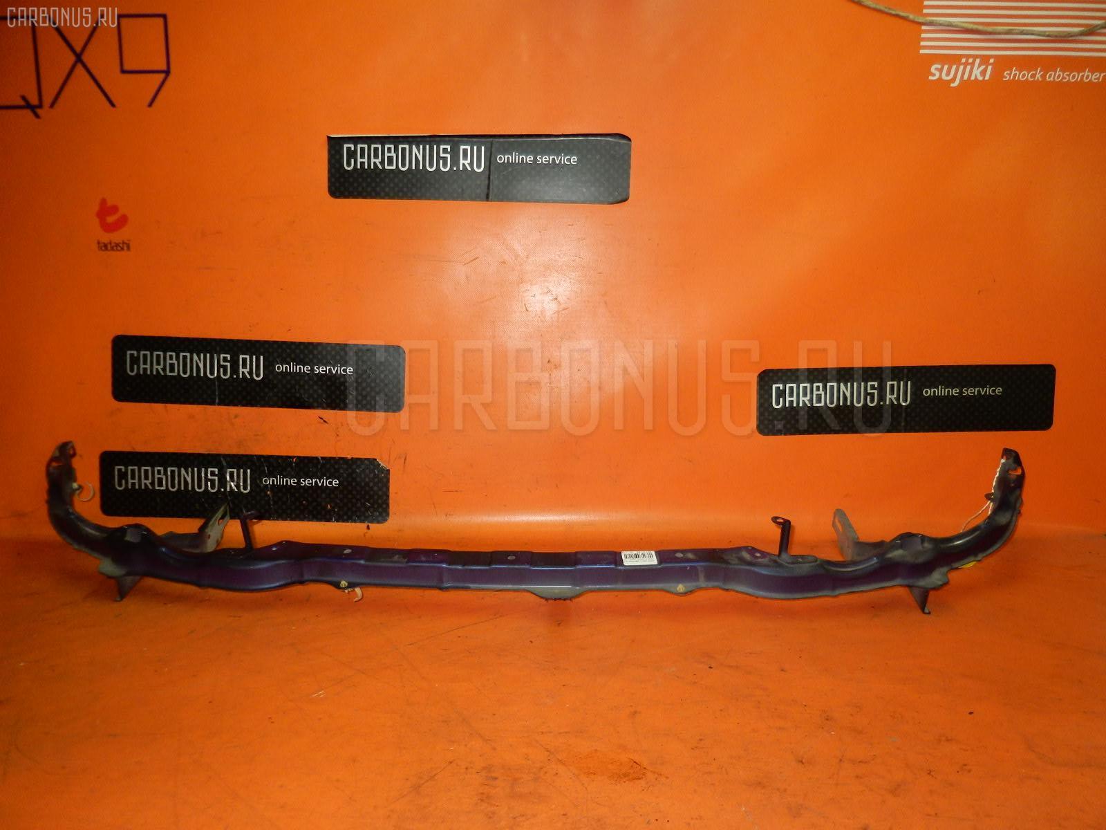Жесткость бампера HONDA HR-V GH3. Фото 4