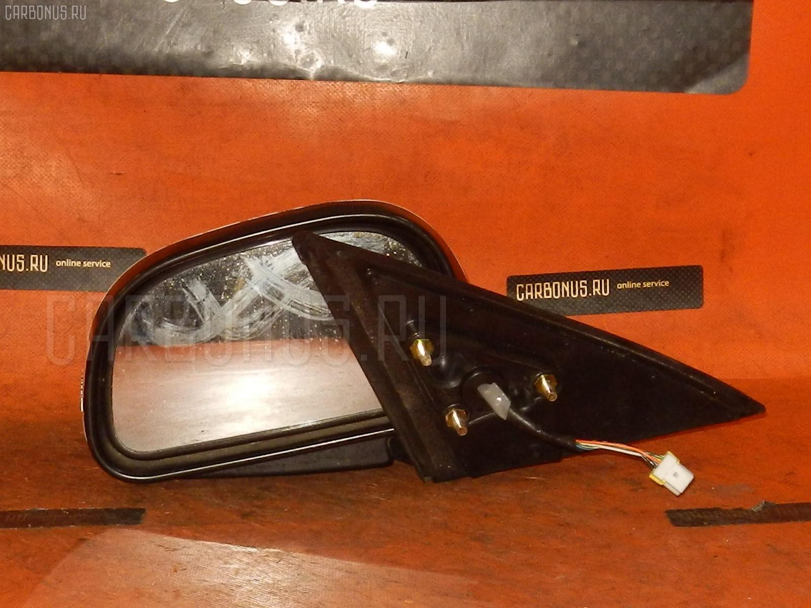 Зеркало двери боковой MITSUBISHI LEGNUM EC5W. Фото 4
