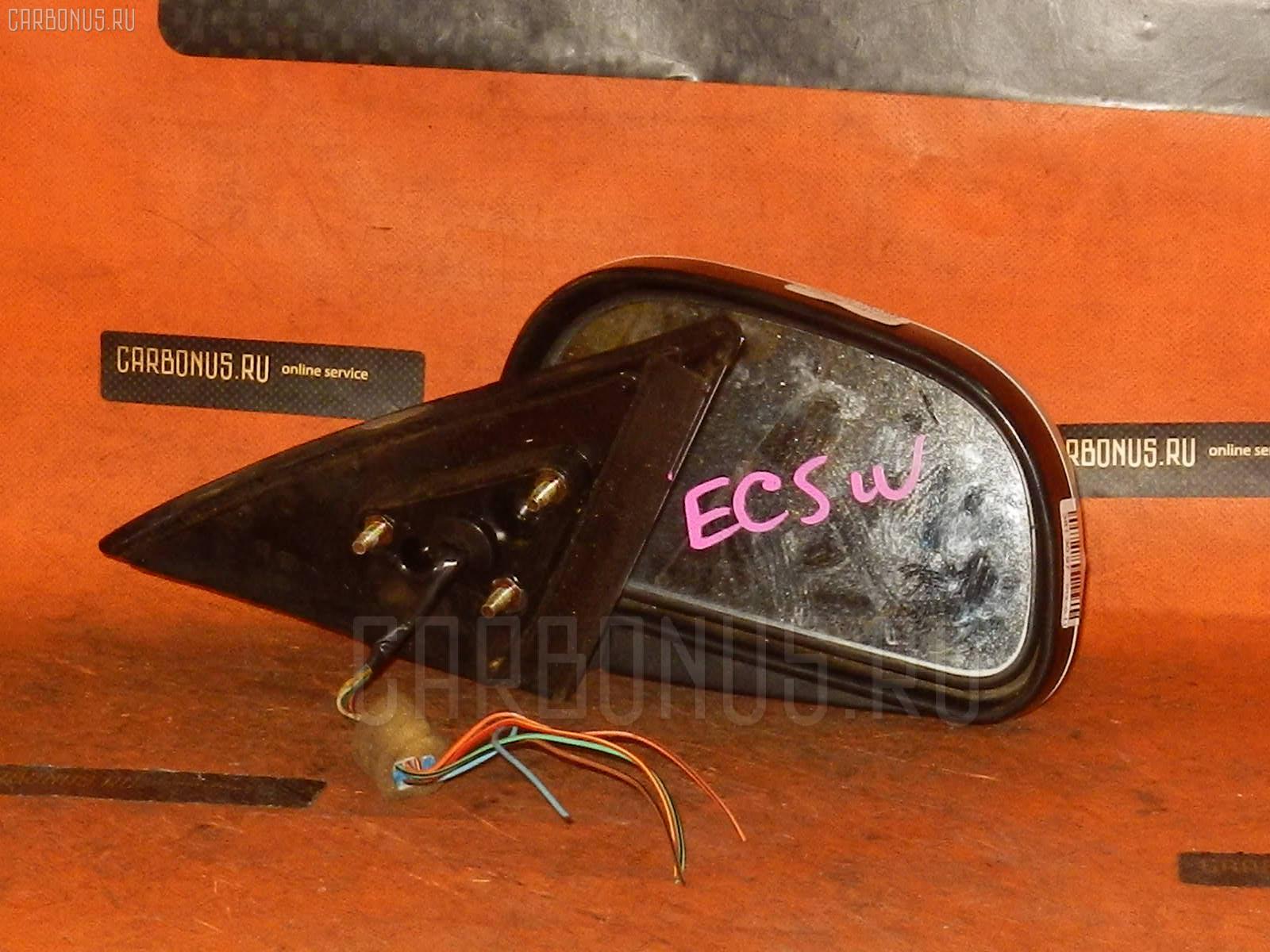 Зеркало двери боковой MITSUBISHI LEGNUM EC5W Фото 1